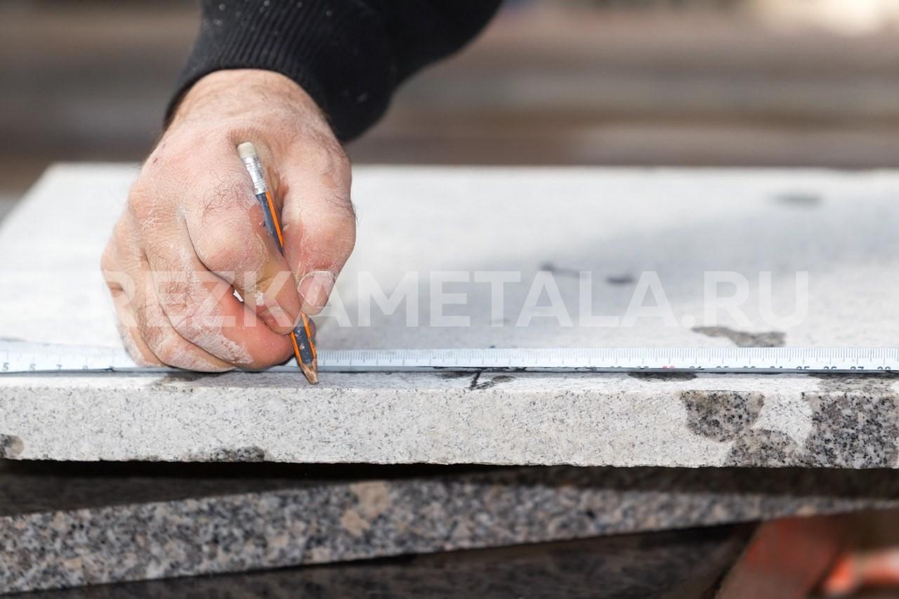 Резка искусственного камня в Казани