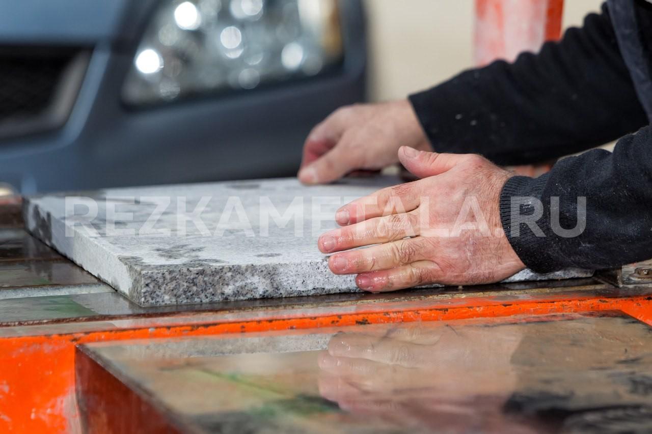 Резка керамики, керамогранита и камня в Казани