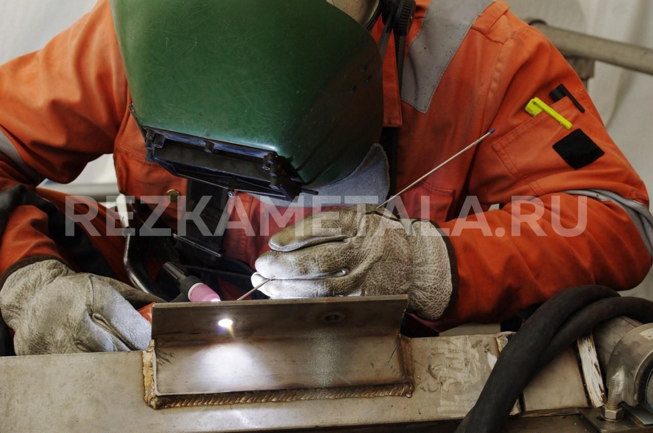 Ручная дуговая сварка в Казани