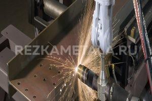 Лазерная резка по металлу в Казани