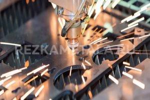 Услуги резки металла лазером высокой мощности в Казани
