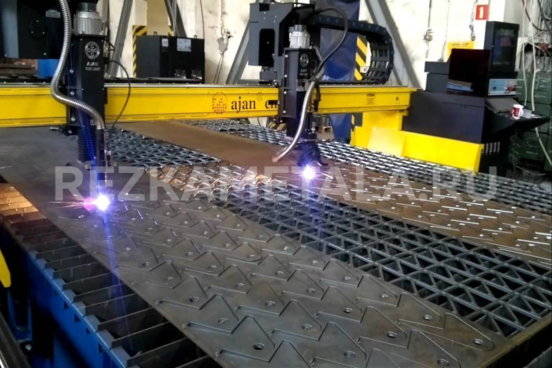 Чпу лазерная резка металла в Казани