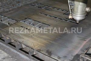 Резка толстого листового металла в Казани