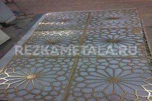 Лазерная резка деталей из металла в Казани