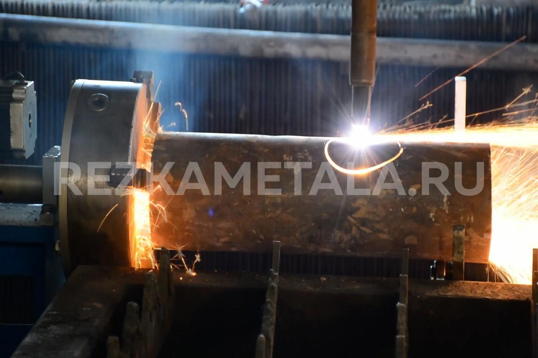 Услуги резки металла плазмой в Казани