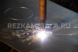 Лазерная резка металла фото в Казани