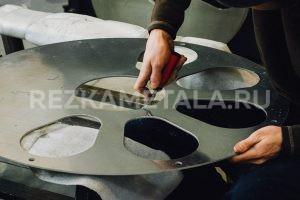 Художественная плазменная резка металла в Казани