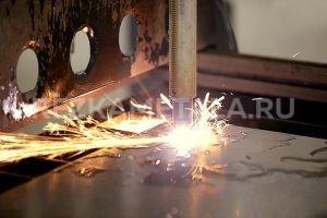 Лазерная резка металла в Казани
