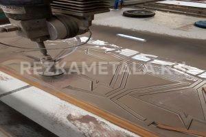 Резка нержавеющего металла в Казани