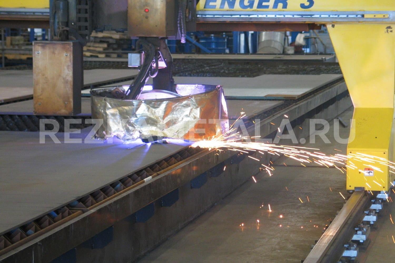 Механическая резка металла ножницами в Казани