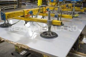 Резка металла на заказ в Казани