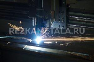Недорогая лазерная резка металла в Казани