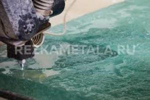 Гидроабразивная резка металла в Казани