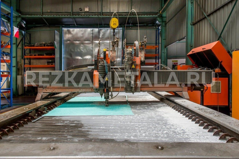 Машина плазменной резки металла с чпу в Казани