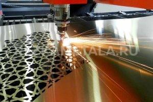 Стоимость плазменной резки металла за метр в Казани