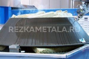 Нарезка нержавеющей стали в Казани