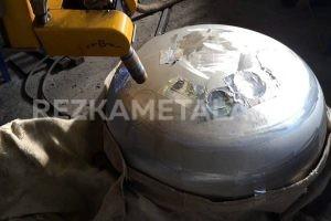 Лентопильная резка металла в Казани
