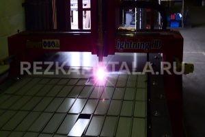 Установка гидроабразивной резки металла в Казани