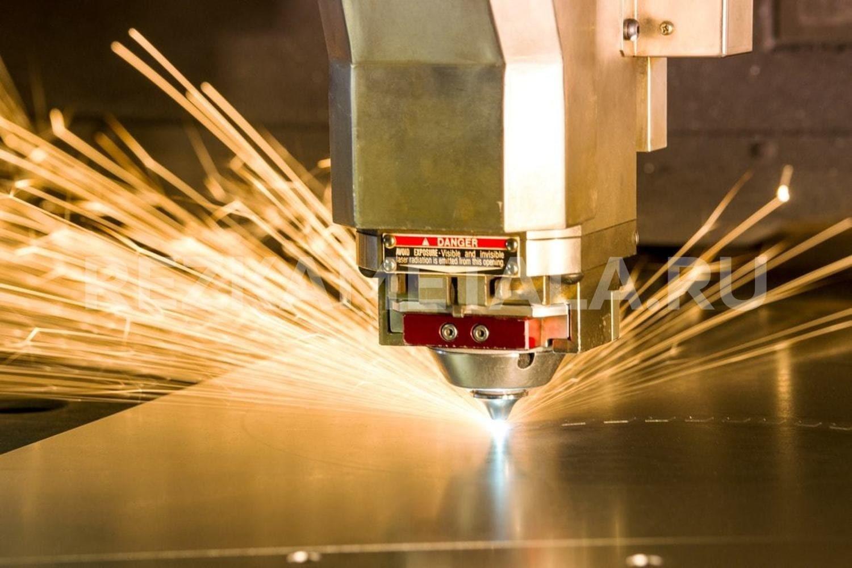 Лазерная резка металла 20 мм в Казани