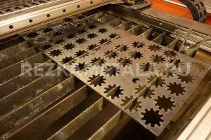 Струйная резка металла в Казани