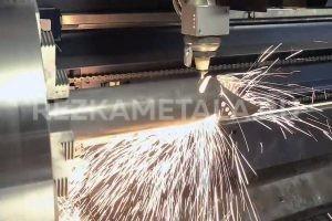 Гидроабразивная резка нержавеющей стали в Казани