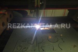 Гильотина для резки металла услуги в Казани