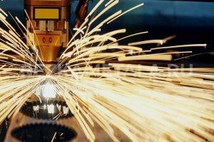 Круговая резка металла в Казани