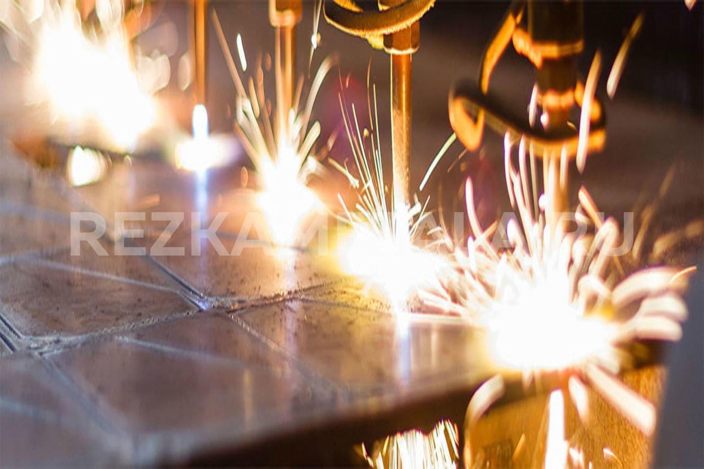 Резка металла ножницами в Казани