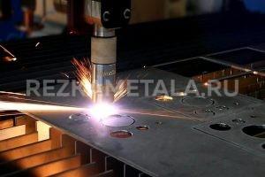 Ручная плазменная резка металла в Казани