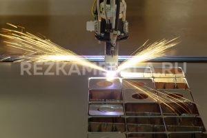 Резка металла ленточной пилой в Казани