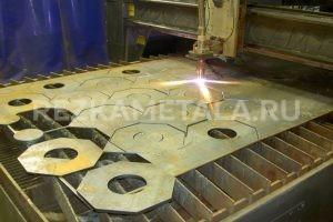 Гибка металла 3 мм в Казани
