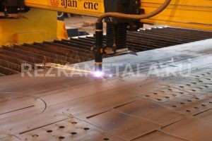 Лазерная резка металла размеры 1600 2000 в Казани