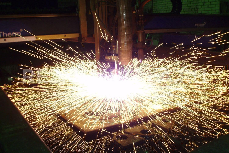 Лазерная резка металла производство в Казани