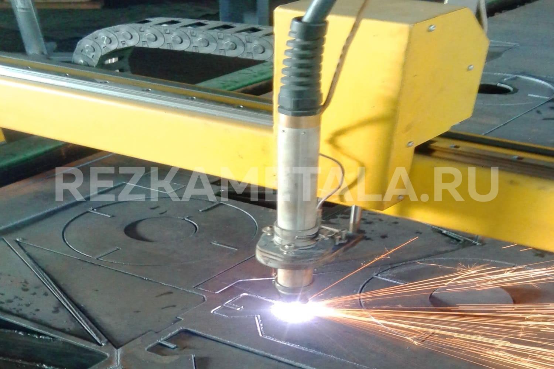 Гибка металла на заказ в Казани