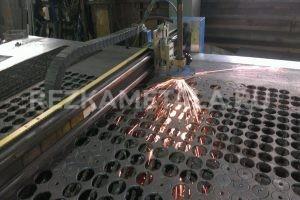Термитная резка металла в Казани