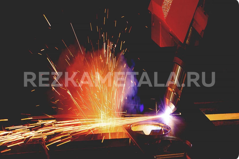 Раскрой металлического листа в Казани