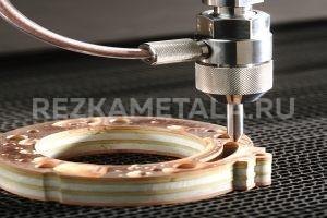Услуги гидроабразивной резки металла в Казани