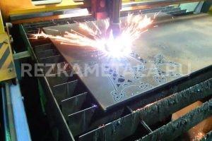 Лазерная резка стали цена за метр в Казани