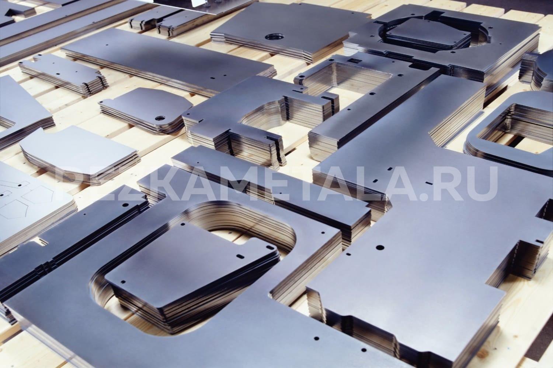 Резка тонкого металла лазером в Казани
