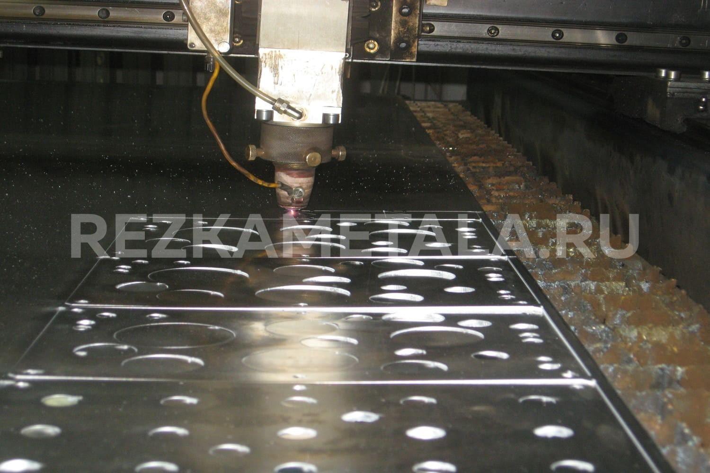 Плазменный раскрой металла в Казани