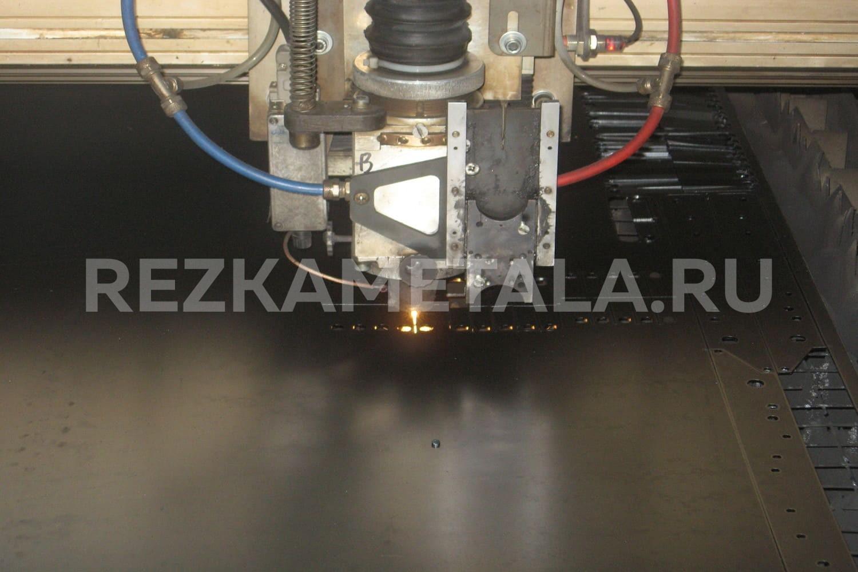 Лазерная резка сварка металла в Казани