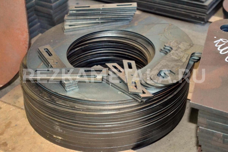 Лазерная резка листового металла в Казани