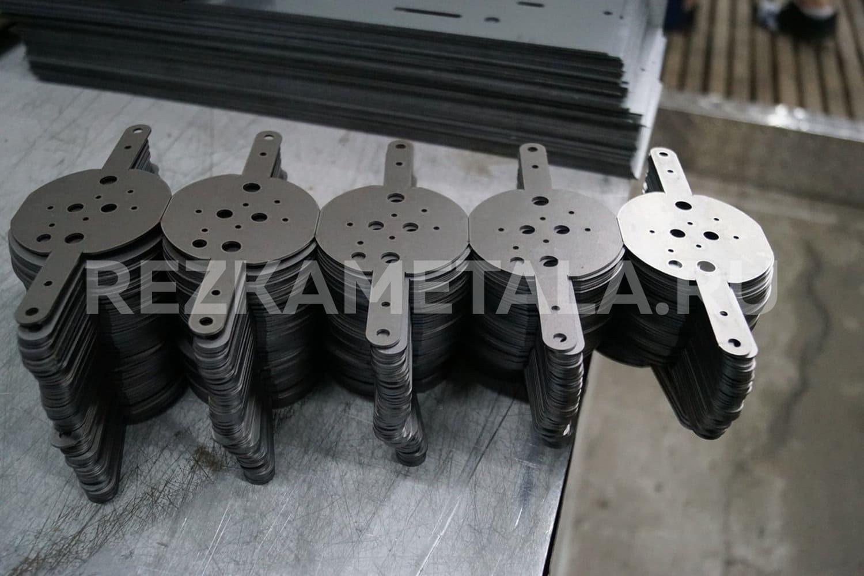 Лазерная резка электротехнической стали в Казани