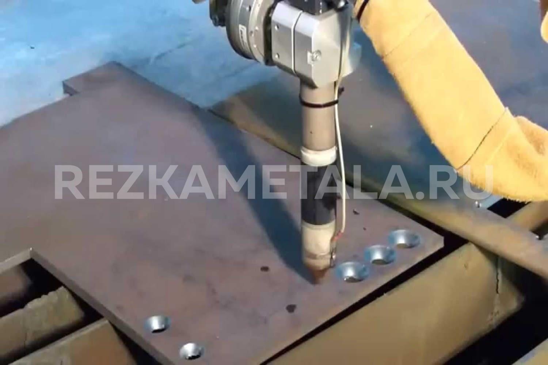 Гибка металла 12 мм в Казани