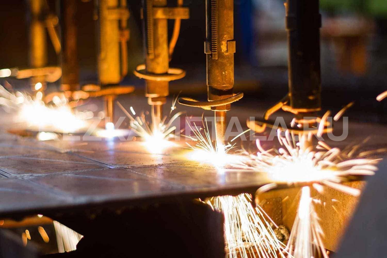 Воздушная гибка листового металла в Казани
