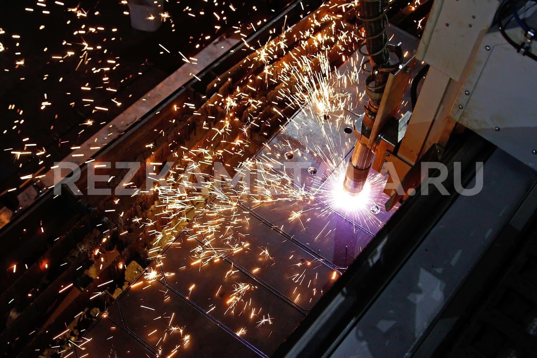 Плазменная резка алюминия в Казани