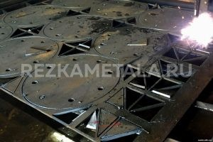 Резка металла гравером в Казани