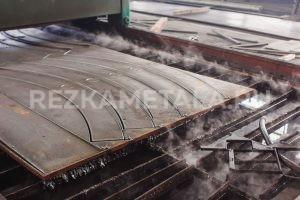 Современная резка металла в Казани