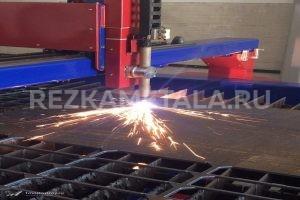 Резка металла профиля в Казани