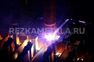 Установка воздушно плазменной резки металла в Казани